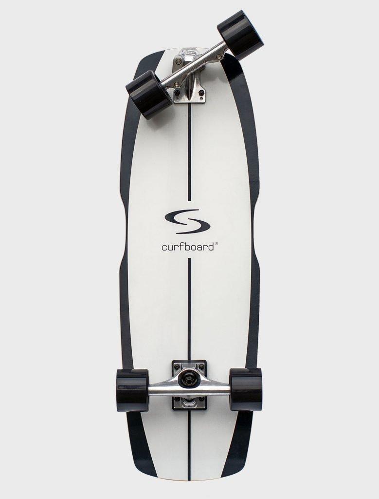 curfboard wave skateboard bottom surfskating
